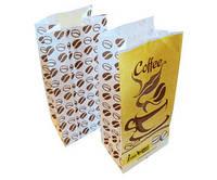 Пакеты бумажные кофейные 100г.