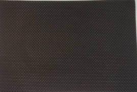 Сет-салфетка под тарелку тёмно-коричневая HLS 30х45см 6912