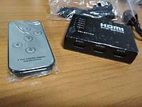 HDMI switch переключатель на 5 каналов выходов хдмай