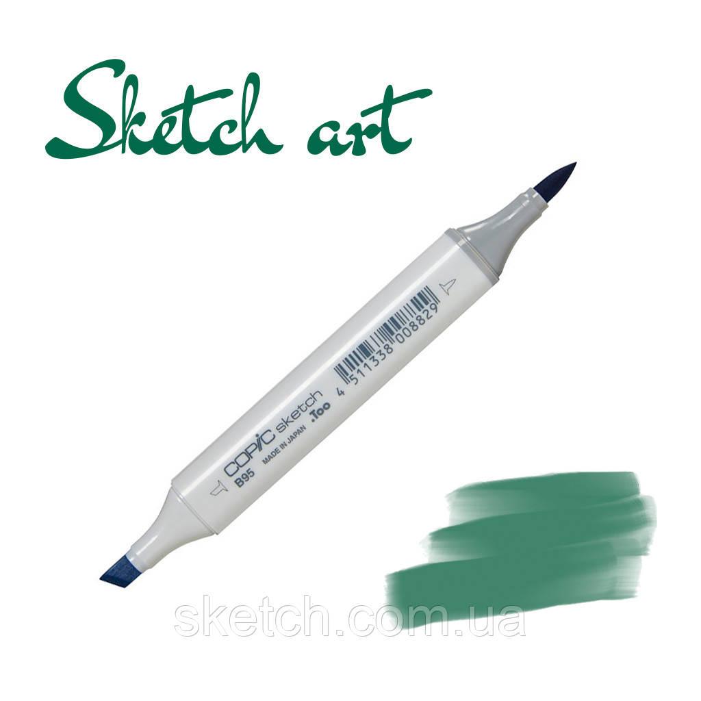 Copic маркер Sketch, #G-28 Ocean green