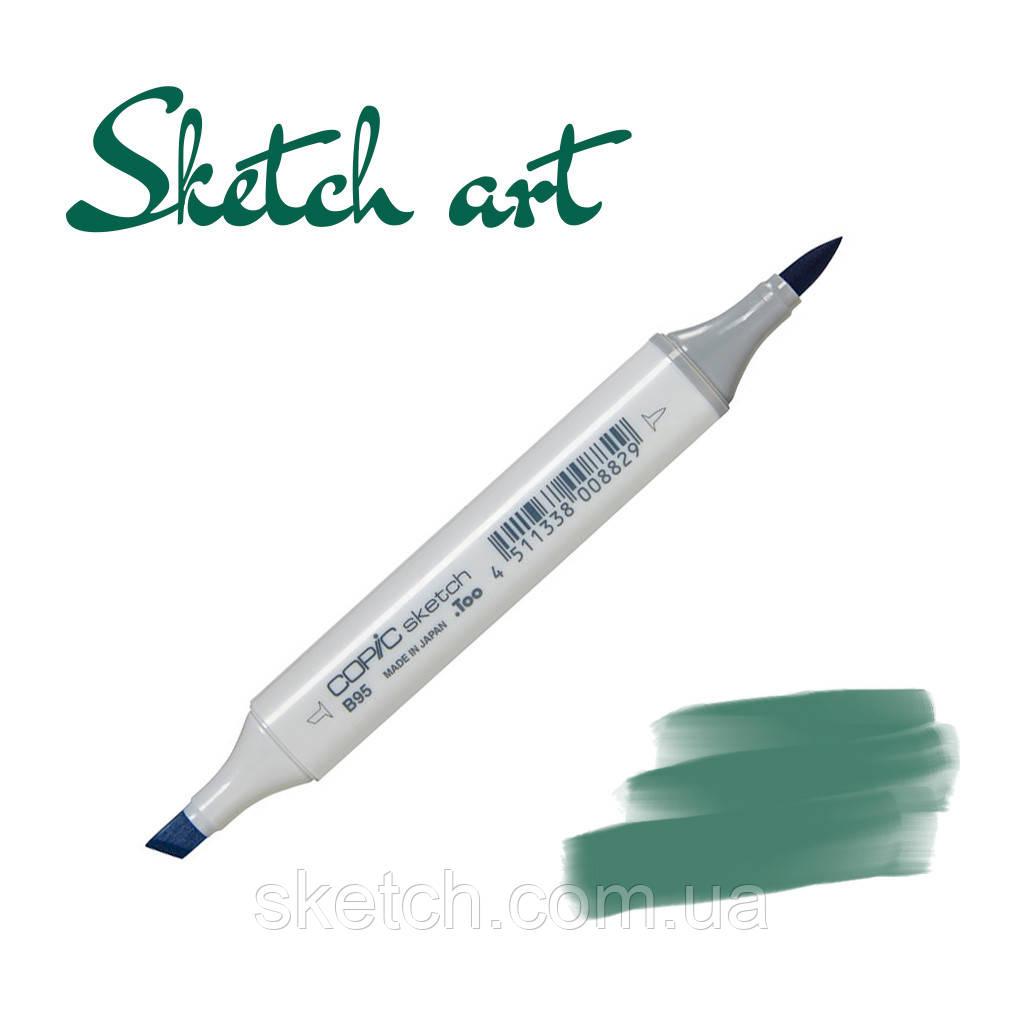 Copic маркер Sketch, #G-29 Pine tree green