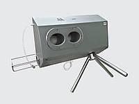 Санпропускник/станция гигиены с модулем дезинфекции рук СПД 09.01(правосторонний)