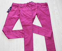 Котоновые штаны для девочек 10-13 лет
