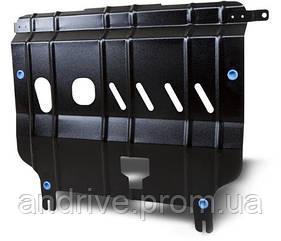 Защита картера Novline для FIAT Doblo (2007-) 1,4 бензин МКПП