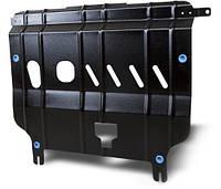 Защита картера Novline для NISSAN Pathfinder (2008-) 2,5 дизель/4,0 бензин МКПП/АКПП