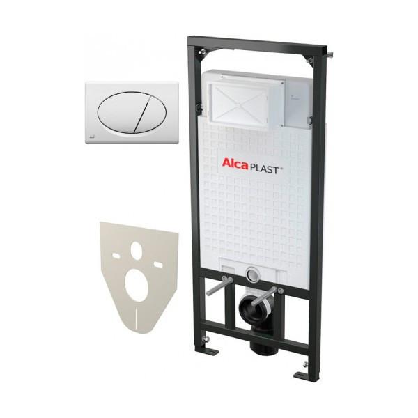 Инсталляция для унитаза ALCAPLAST A101/1200+M70
