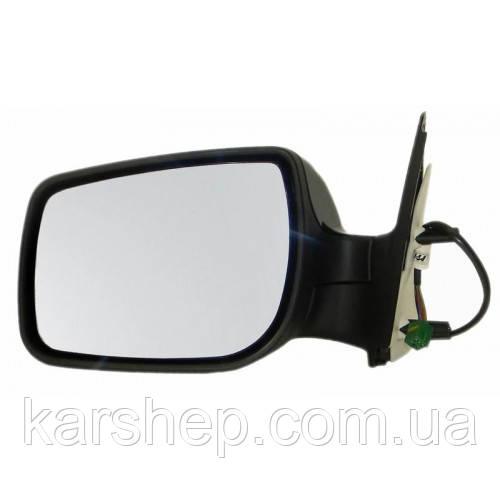 Левое зеркало электро нового образца на Лада Калина, Лада Гранта.