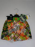 """Детские пляжные шорты для мальчика """"Turtles"""", Франция"""