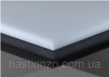 Лист, плита полиэтилен PE 500  толщина 40 мм, размер 1000х3000