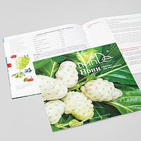 Что влияет на стоимость печати брошюр и каталогов