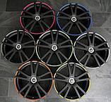 Колесный диск Azev Typ P 20x8,5 ET40-45, фото 3