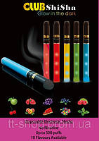 Электронная сигарета  SHISHA TIME   CLUB 500  затяжек упаковки 20шт