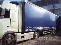 Тент ПВХ на грузовые автомобили, полуприцепы.