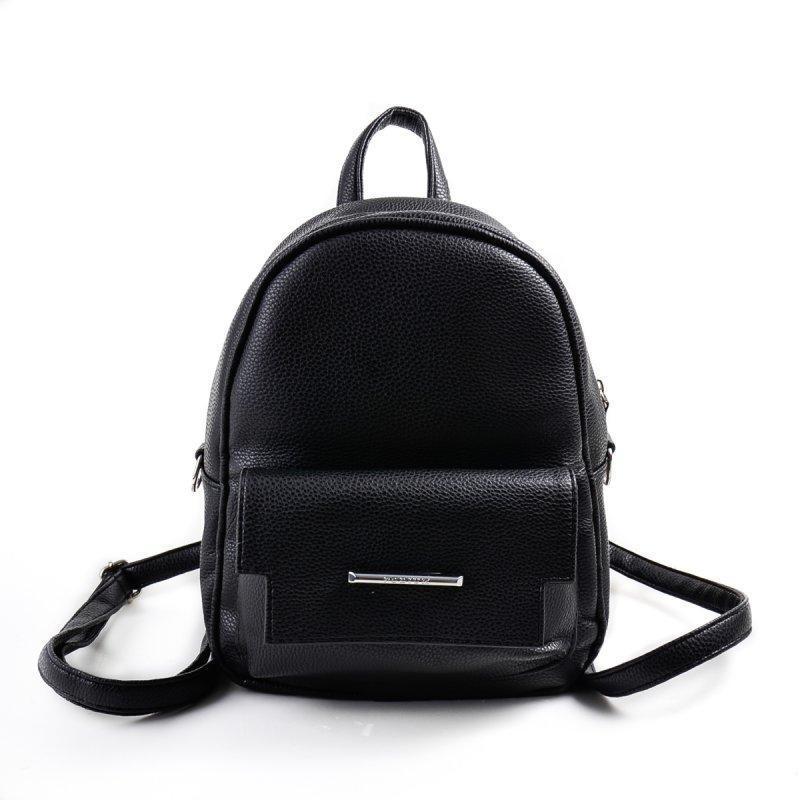 Женский Рюкзак-сумка Черного Цвета — в Категории