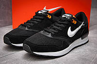 """Кроссовки мужские Nike Air, черные (13285),  [  43 44 45  ] """"Реплика"""", фото 1"""