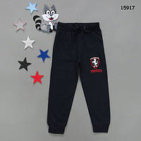 Спортивные штаны Ferrari для мальчика. 98 см, фото 1