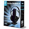 Беспроводные наушники 8 в 1 Wireless Headphone SF-880 с микрофоном и FM радио