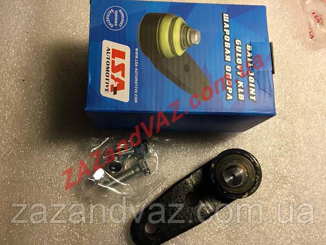 Опора шаровая Таврия 1102 Славута 1103 LSA 2 ремонт 16.0 Словакия LA 1102-2304024-10