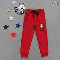 Спортивные штаны Ferrari для мальчика. , фото 1