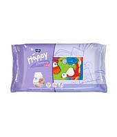 Салфетки влажные bella baby Happy, с витамином E, 64 шт.