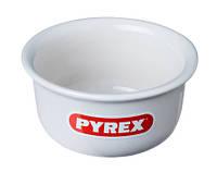 Форма круглая керамическая Pyrex Supreme white 9см белая