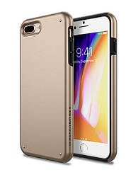 Чехол Patchworks Chroma для iPhone 8 Plus / 7 Plus, золотой