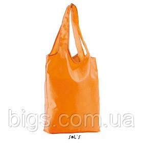 Сумка хозяйственная SOL'S PIX ( сумки складные ) Оранжевый