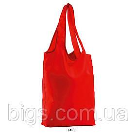 Сумка хозяйственная SOL'S PIX ( сумки складные ) Красный