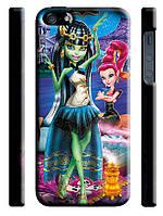 Чехол для iPhone 4/4s/5/5s/5с Monster High/Монстер Хай