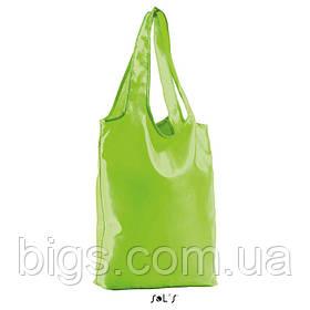 Сумка хозяйственная SOL'S PIX ( сумки складные ) Неон-лайм