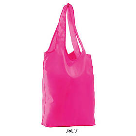 Сумка хозяйственная SOL'S PIX ( сумки складные ) Неон-розовый