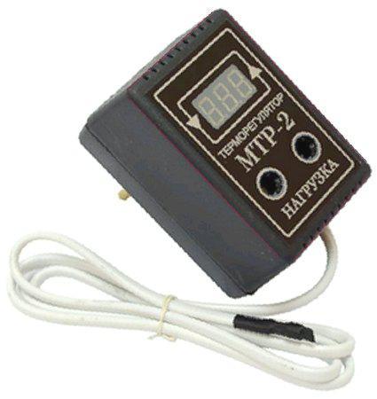 МТР-2 10А Терморегулятор цифровой