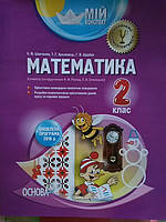 Мій конспект. Математика 2 клас, 2 семестр.