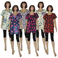 376831347e4f1 Женская кофта ЦВЕТОЧНЫЙ ПРИНТ в категории блузки и туники женские в ...