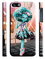 Чехол для iPhone 4/4s/5/5s/5с Honey Swamp Monster High/Монстер Хай