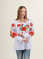 Красивая женская вышиванка  Богуслава