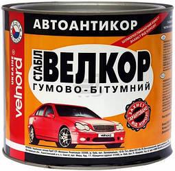 """Автоантикор """"ВЕЛКОР"""" (полімерно-бітумна) 4кг"""