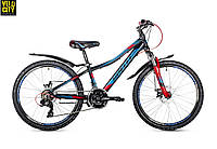 """Велосипед Spelli Cross 24"""" 2018 Disk , фото 1"""