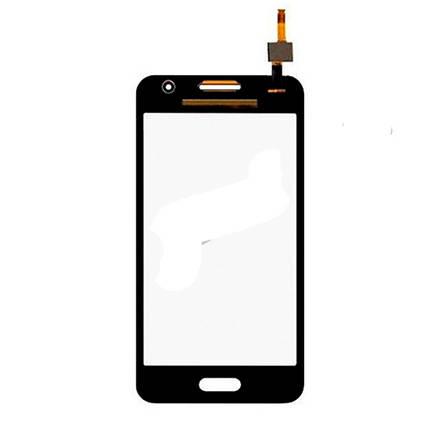 Cенсорный экран Samsung G355 H Galaxy Core 2 Duos BLACK, фото 2