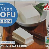 Соевый творог Тофу (Сыр Тофу), вес 0,349 гр.