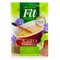 Каша льняная белые грибы со сливочным сыром ФитПарад