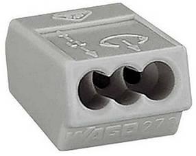 Строительные клеммы WAGO 273-403 Cu для быстрого монтажа