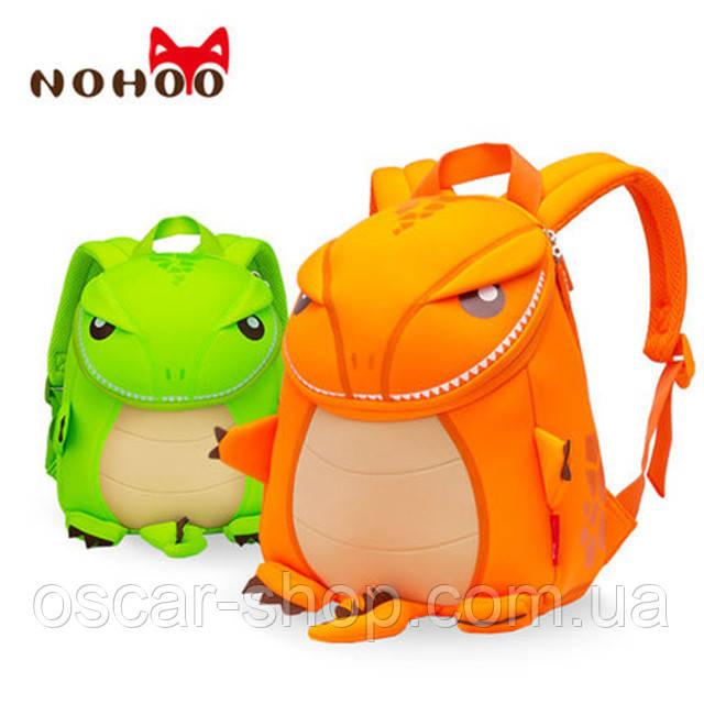 Рюкзак Большой Динозавр / Рюкзак для дошкольника / Рюкзак детский дошкольный / Рюкзак для школьников