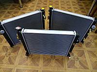 Радиатор водяной для погрузчика Toyota, Komatsu, TCM, Heli, Caterpillar, Nissan, Mitsubishi