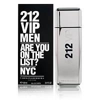 Carolina Herrera 212 VIP Men (Каролина Херера 212 Вип Мэн), мужская туалетная вода, 100 ml