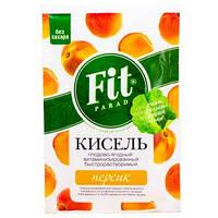"""ФитПарад Кисель витаминизированный """"Персик"""""""