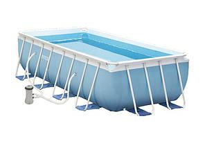 Intex 28316 (400-200-100 см.)  Каркасный бассейн