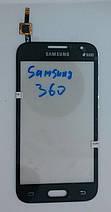 Cенсорный экран Samsung G360 F Galaxy Core Prime BLACK, фото 3