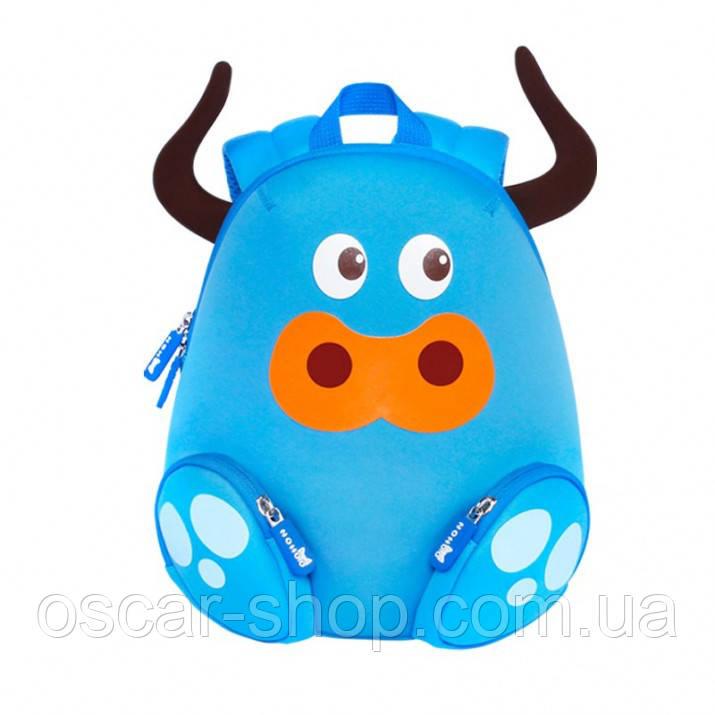 Рюкзак Бичок / Рюкзак для дошкільника / Рюкзак дитячий дошкільний