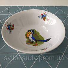 Детский набор посуды на 3 предмета, фото 3